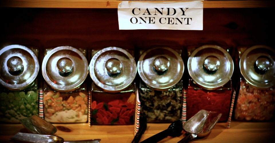 One Cent Candy - A Vermont Tradition