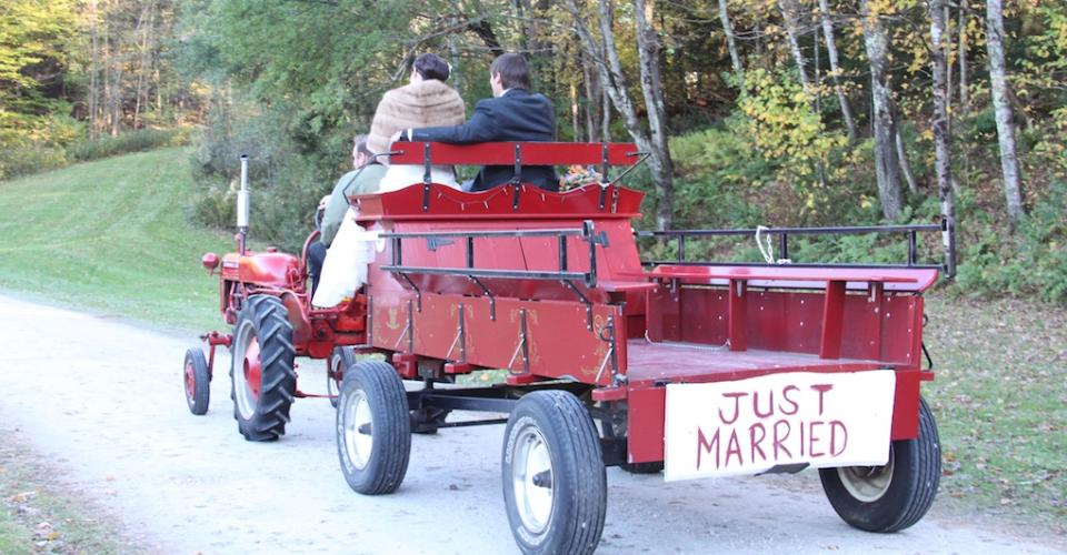 Vermont Farm Weddings