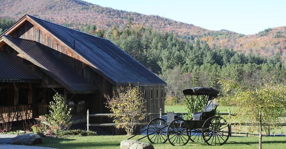 Vermont Barn Weddings