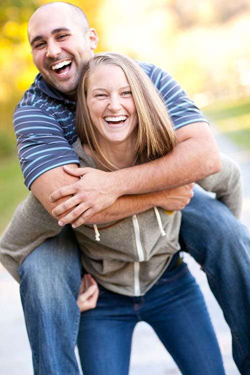 Vermont rustic engagement shoot.