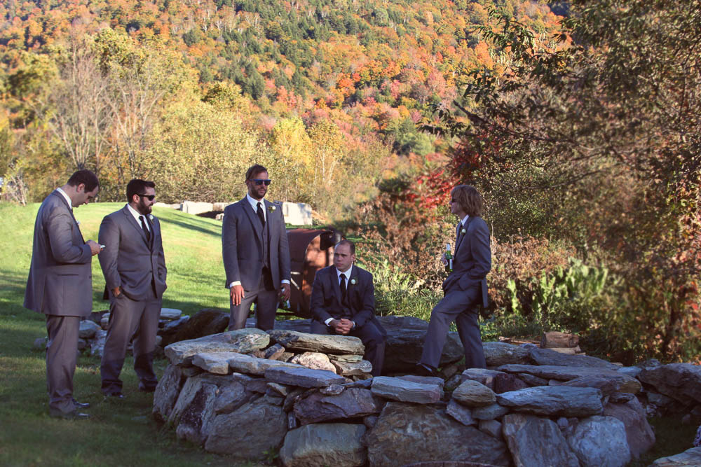 Real Vermont Wedding Details - Behind Amee Farm Barn