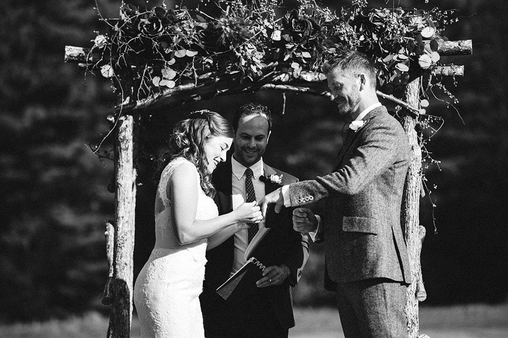 Riverside Farm Wedding - by Susan Stripling