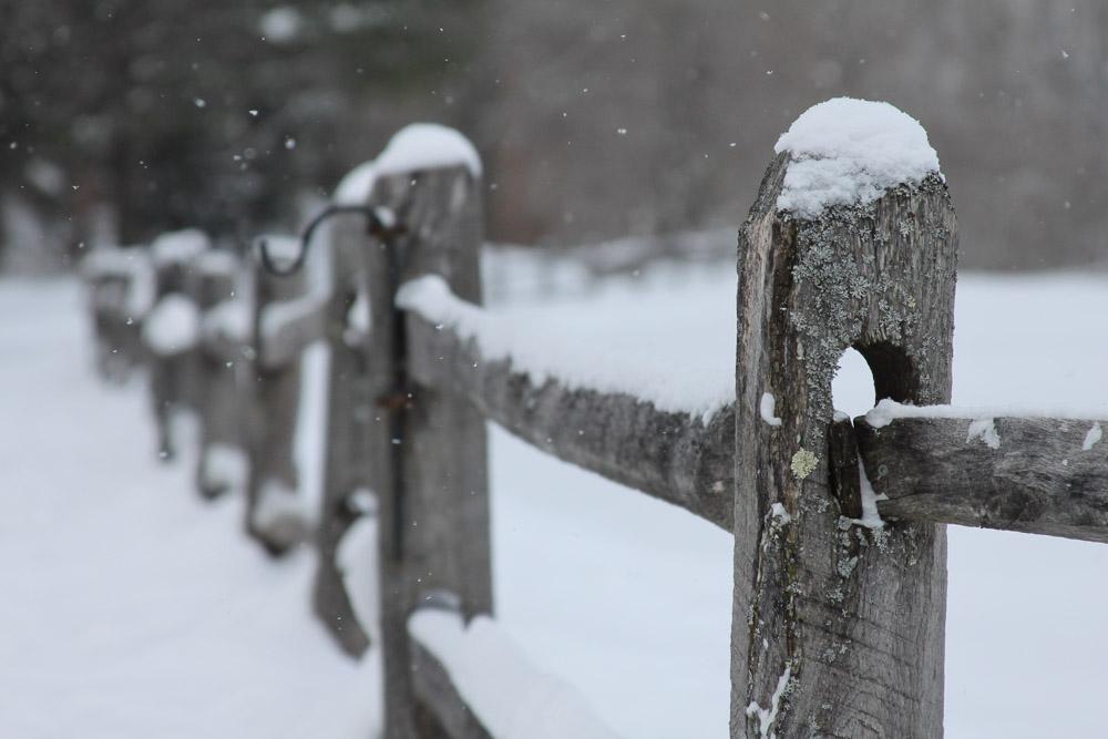 A Vermont Winter Wedding Wonderland -  Riverside Farm