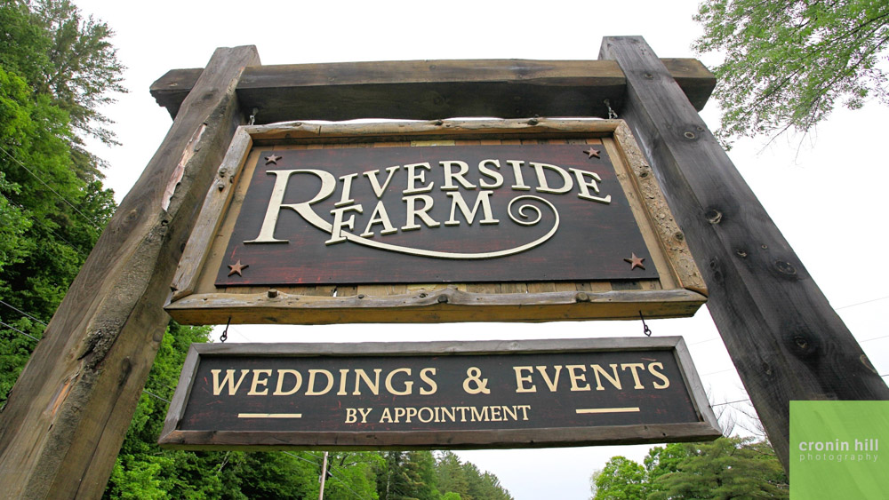 Riverside Farm Vermont Wedding Venue