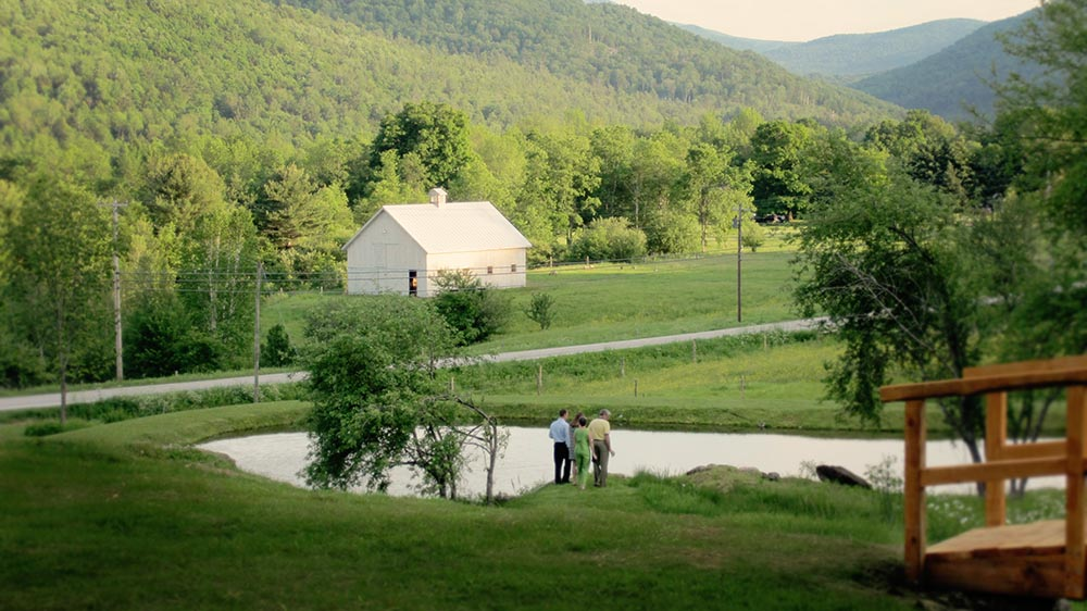 Amee Farm Vermont Wedding Venue - Vermont barn