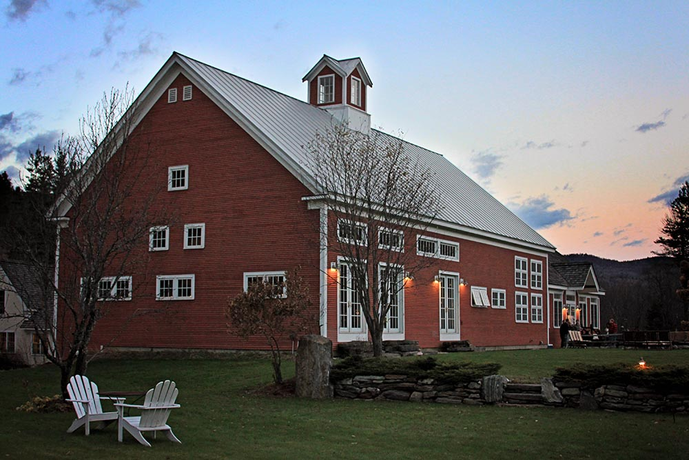 Red Barn at Riverside Farm