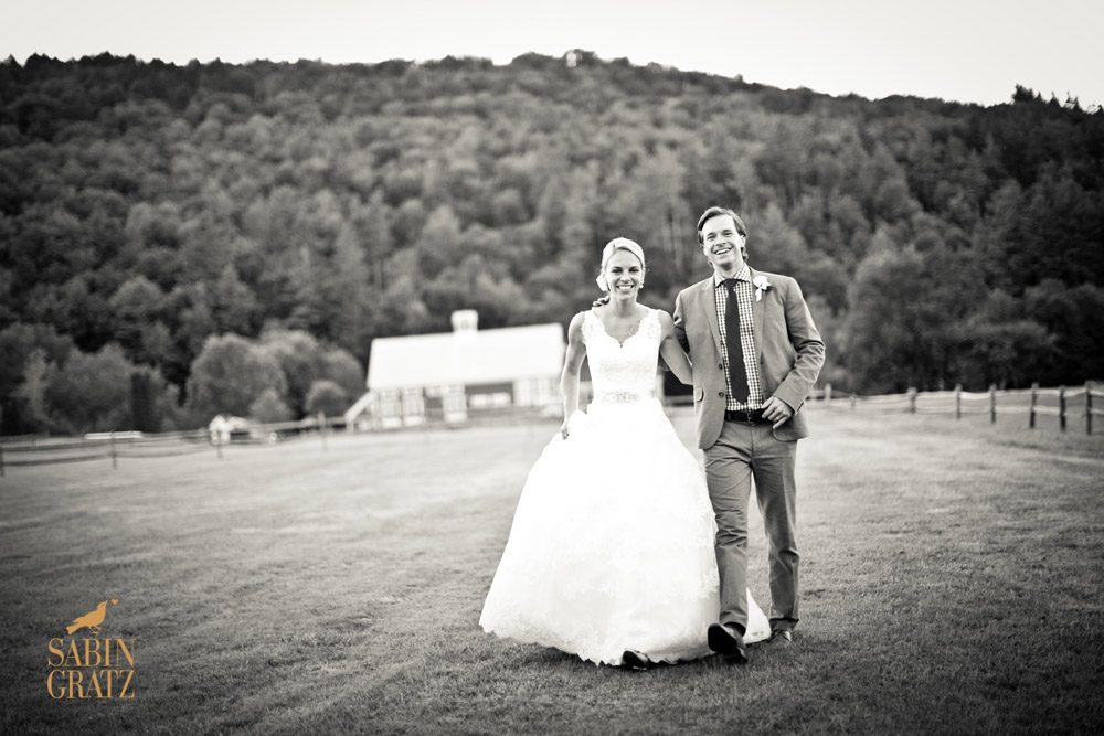 The ultimate barn wedding - photo Sabin Gratz