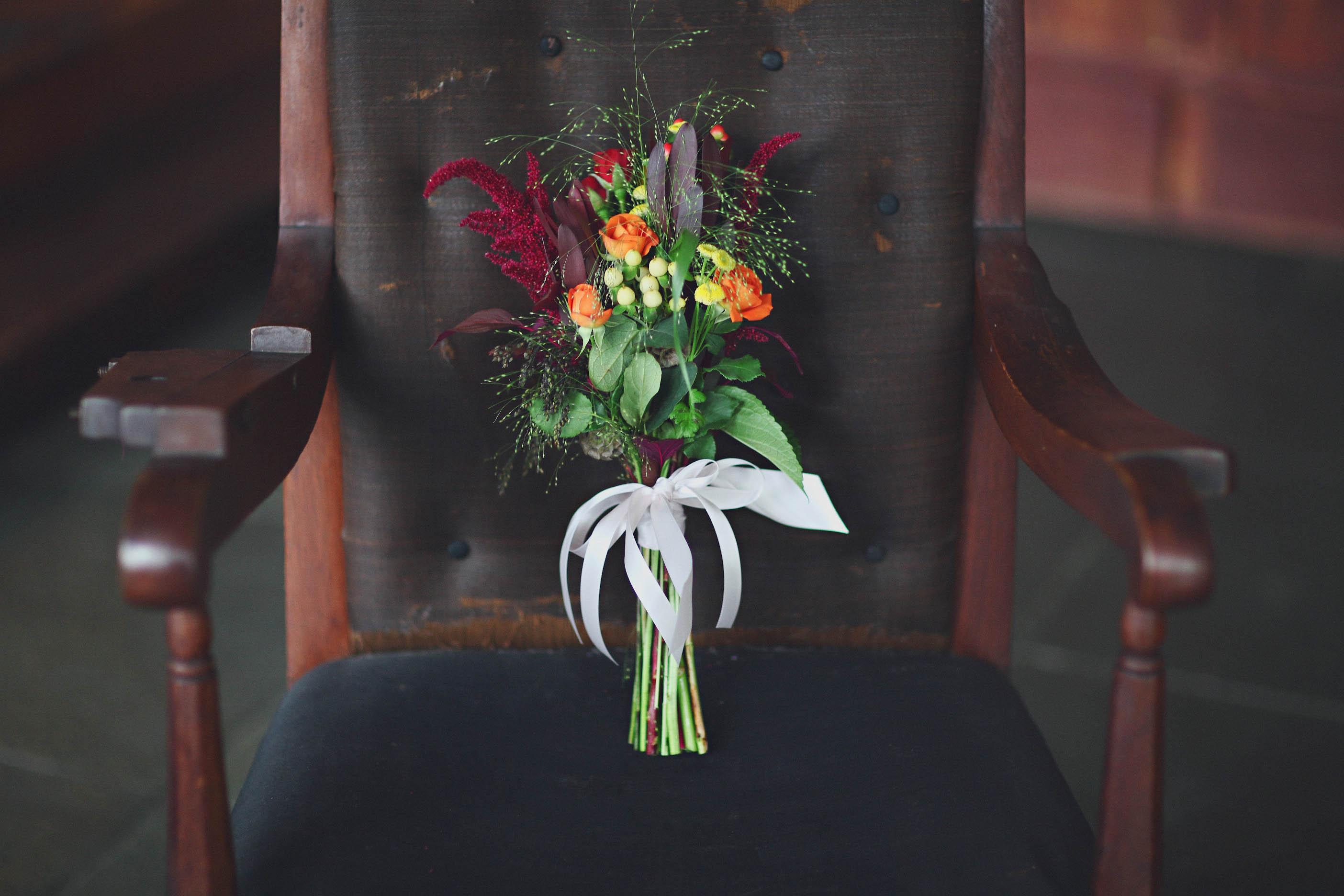 Wedding Flowers Cronin Hill
