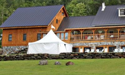 Farm Barn the barns - vermont weddings